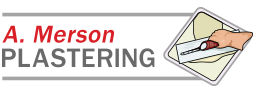 A. Merson Plastering Logo